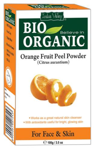 Organic Orange Peel Herbs Powder-image