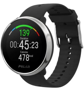 POLAR IGNITE - Advanced Waterproof Fitness Watch-image
