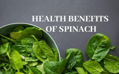 benefits Spinach