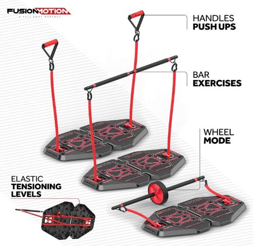 Fusion Motion Portable Gym-image