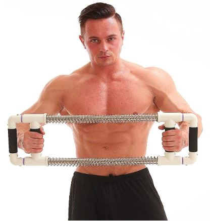 GoFitness Push Down Bar Machine-image