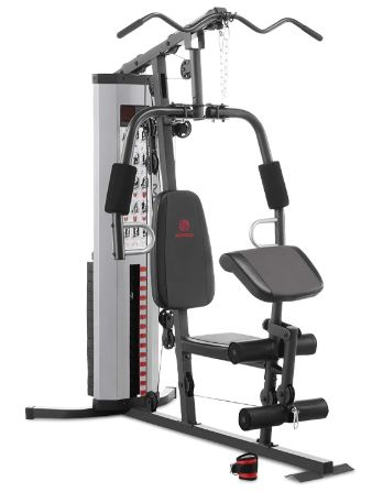 Marcy MWM-988 Multifunction Steel Home Gym:-image