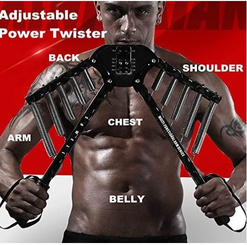 SOWELL Arm Exercises 4 in 1 Power Twister-image