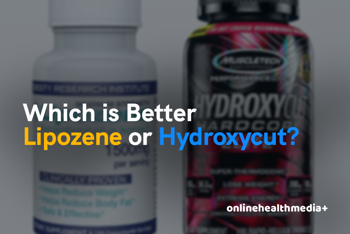 Lipozene or Hydroxycut