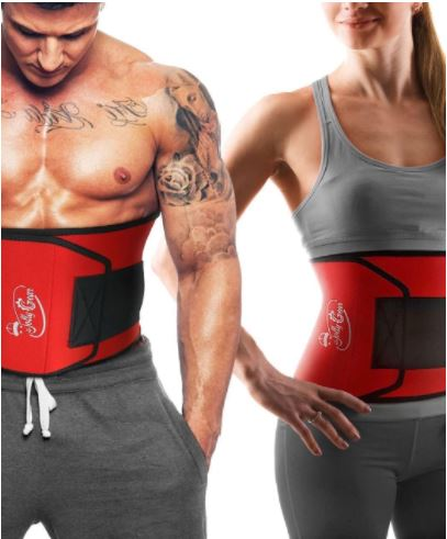 Jolly Gear Waist Trimmer Belt for Women or Men-image