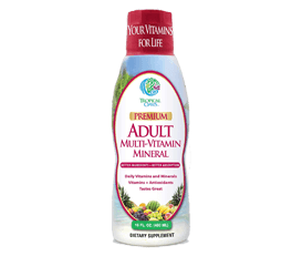 Tropical Oasis Adult Liquid Multivitamin