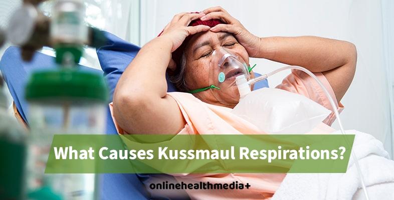 Causes Kussmaul Respirations