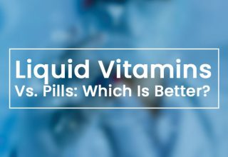 Liquid vitamins vs pills