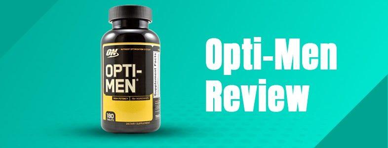 Opti men review