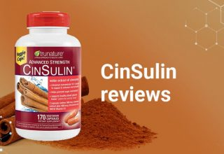 CinSulin reviews