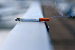 1. Giving up Smoking Forever-