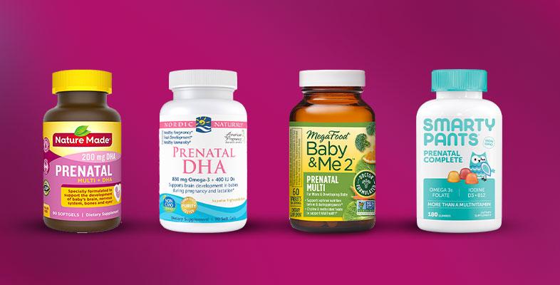 liquid prenatal vitamins