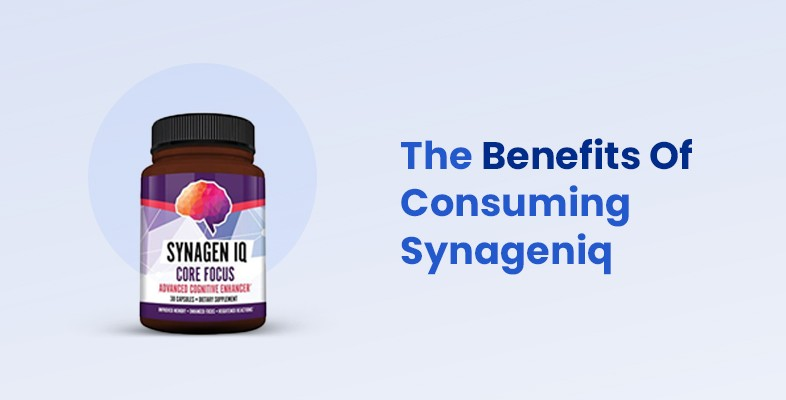 Benefits Of Consuming Synagen IQ