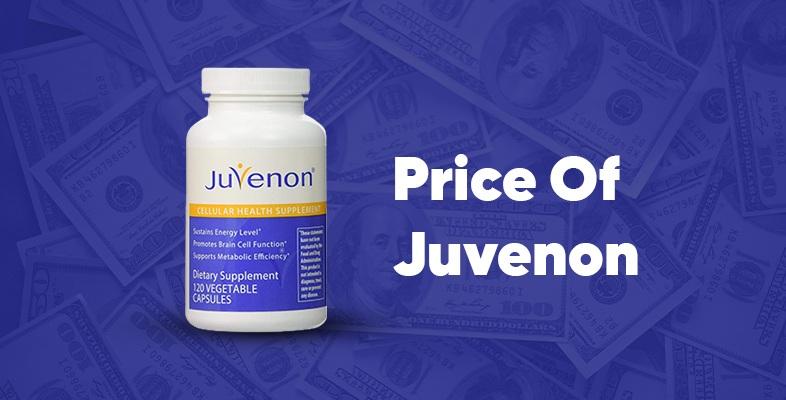 Price Of Juvenon